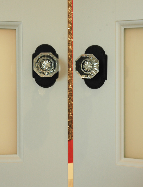 Crystal Door Knobs Closet Contemporary with Crystal Hardware Frosted Glass