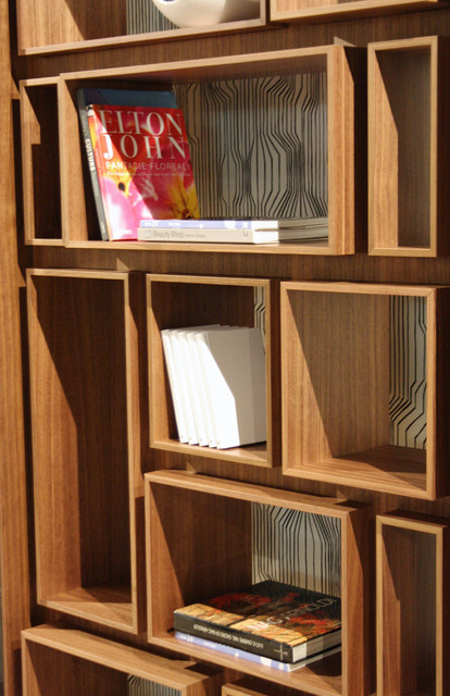 Cube Bookshelf Home Office Contemporary with Categoryhome Officestylecontemporarylocationother Metro