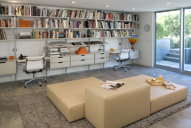 Cube Shelving Unit Home Office Modern with Categoryhome Officestylemodernlocationlos Angeles