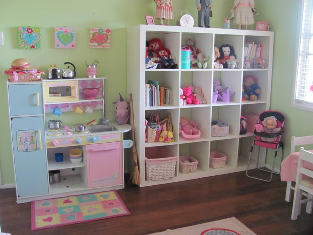 Cube Storage Shelves Kids Eclectic with Bookcase Cubbies Green Wall