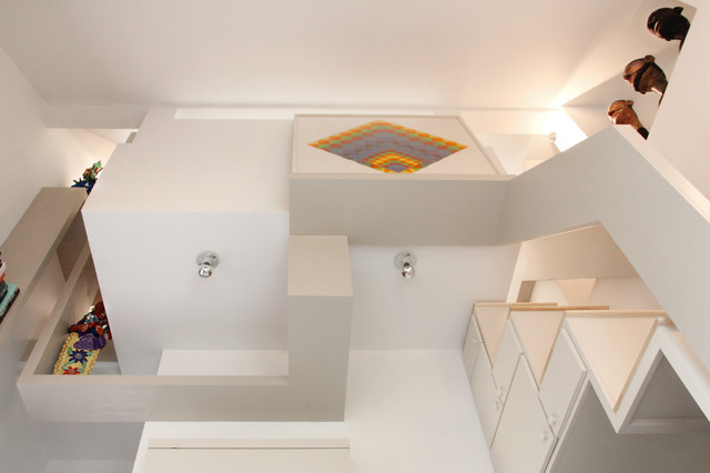 Cube Storage Shelves Spaces Modern with Economical Efficient Kevin Keim