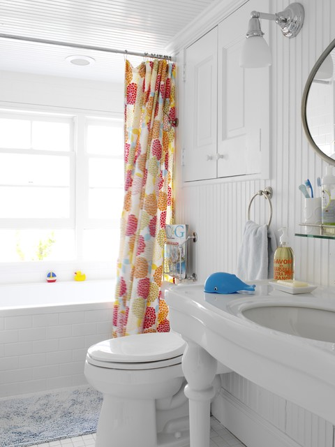 Curtain Rod Hardware Bathroom Beach with Categorybathroomstylebeach Stylelocationother Metro