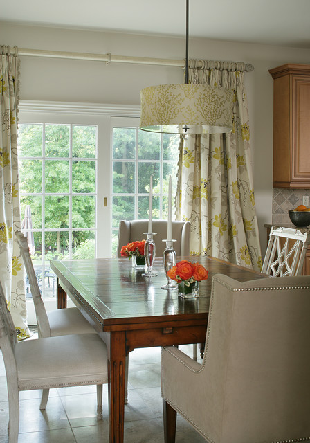 Curtains for Sliding Glass Doors Dining Room Traditional with Acid Green Asid Asid
