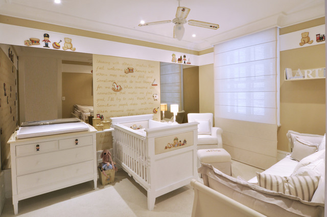 Daybed Couch Nursery Traditional with Armchair Ceiling Fan Changing