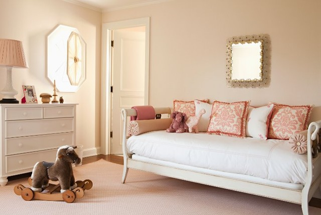 daybeds for girls Kids Transitional with Baby Girl's Bedroom daybed