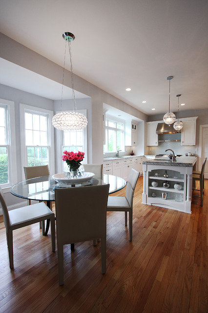 Dinette Tables Kitchen Traditional with Breakfast Bar Centerpiece Contemporary
