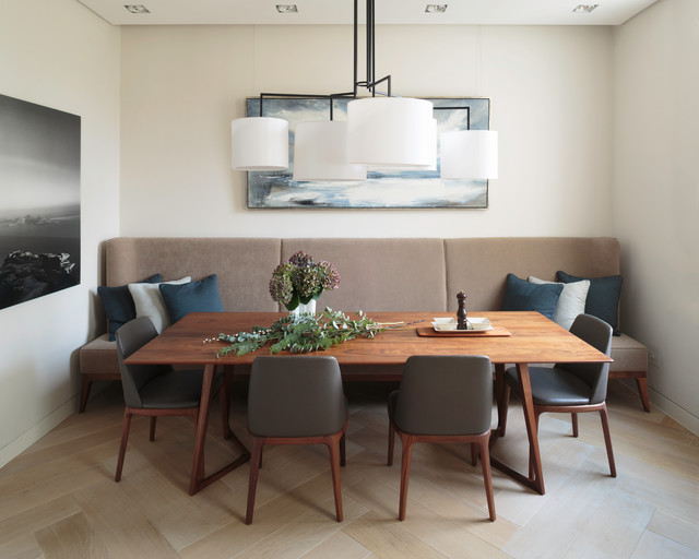 Dining Banquette Dining Room Contemporary with Banquette Banquette Seating Beige