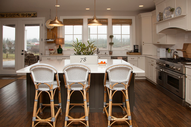 Discount Countertops Kitchen Traditional with My Houzz