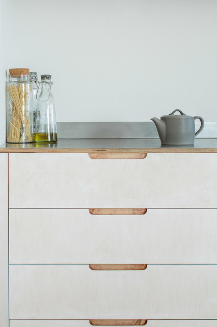 Drawer Fronts Spaces Scandinavian with Eco Family Kitchen Kitchen
