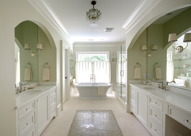 Drawer Pulls and Knobs Bathroom Traditional with Arches Bathtub Clear Drawer
