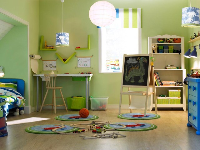 Drawing Easel Kids Contemporary with Play Room