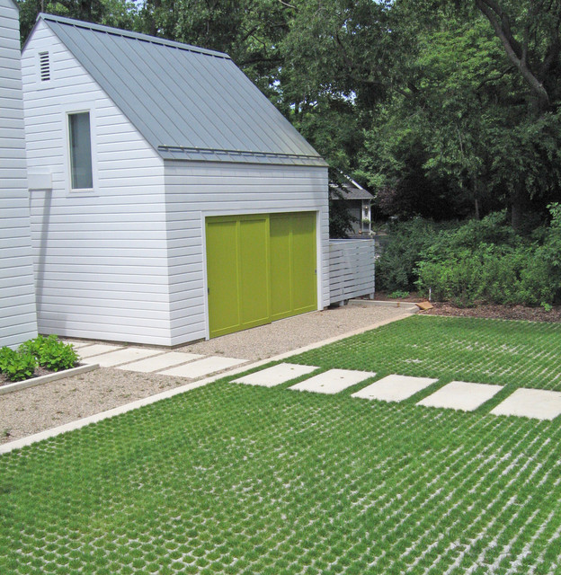 driveway pavers Exterior Farmhouse with barn farmhouse gable geometric