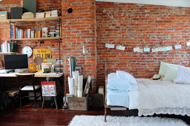 Dry Erase Easel Bedroom Shabby Chic with Antique Bed Book Shelves