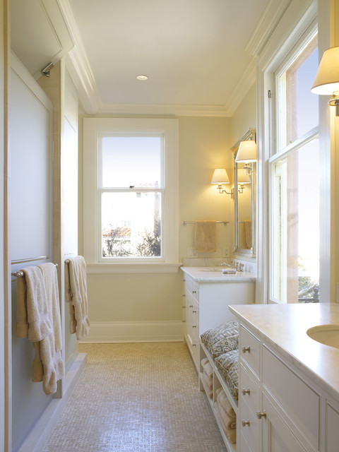 Dunn Edwards Paint Bathroom Traditional with Bath Bench Seating Jack