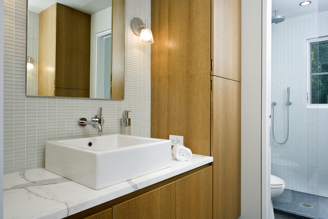 Duravit Sink Bathroom Transitional with Bathroom Bathroom Mirror Clean
