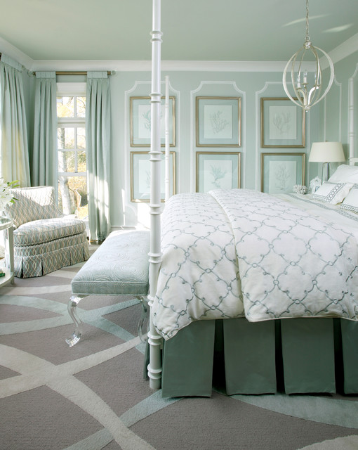 Dust Ruffle Bedroom Traditional with Armchair Bed Skirt Bedding
