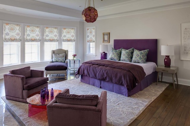 Duvet Cover Definition Bedroom Contemporary with Bow Window Crown Molding