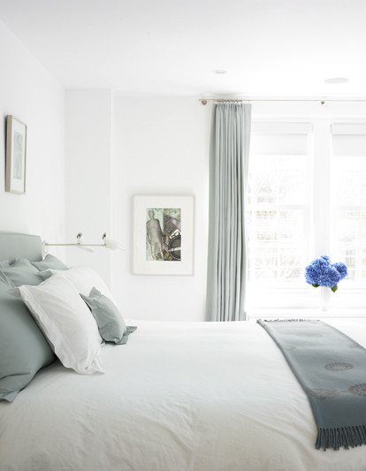 Duvet Insert Bedroom Contemporary with Bed Bedding Bedroom Blue