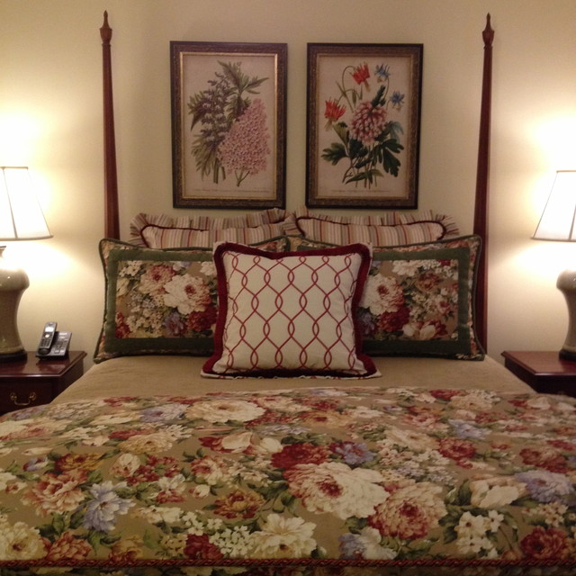Duvet Insert Bedroom Traditional with Botanical Art Eastern Accents