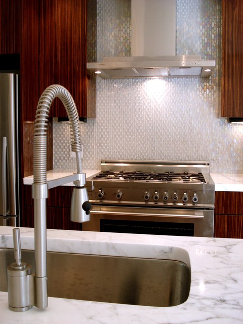 Elkay Faucets Kitchen Contemporary with Kitchen Island Range Hood