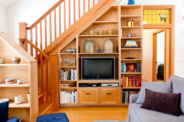 Entertainment Centers for Flat Screen Tvs Family Room Eclectic with Built in Bookcase Built in Bookshelf