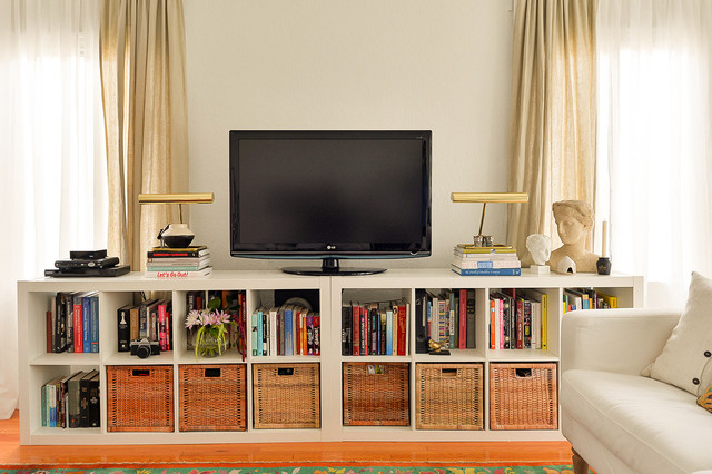 Entertainment Centers Ikea Living Room Eclectic with Antique Art Wall Bedroom