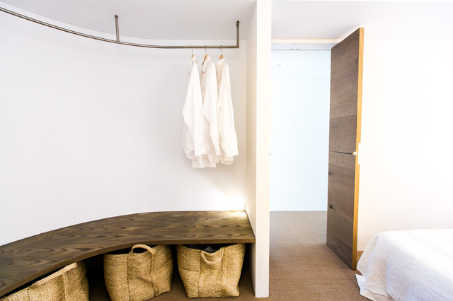 Entryway Bench with Shoe Storage Closet Contemporary with Apartment Beach Home Coastal