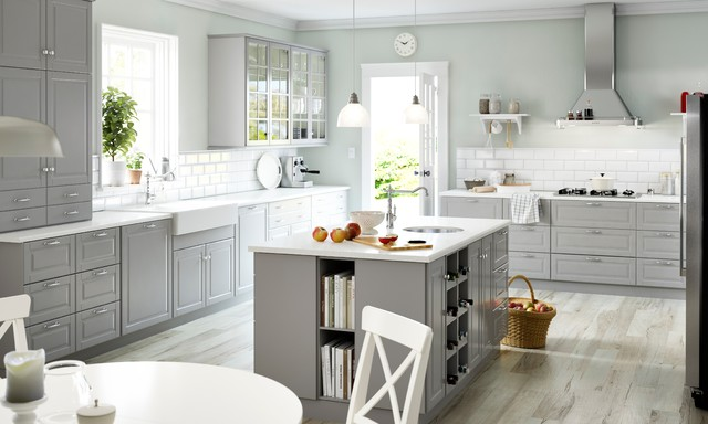 Farm Sink Ikea Kitchen Traditional with Categorykitchenstyletraditionallocationother Metro