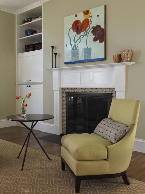 Fireplace Surround Ideas Living Room Traditional with Bookshelves Built Ins Fireplace