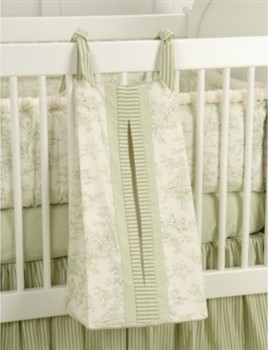 Fitted Crib Sheets Kids Traditional with Apple Ticking with Toile