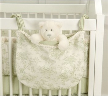 Fitted Crib Sheets Kids Traditional with Apple Ticking with Toile1
