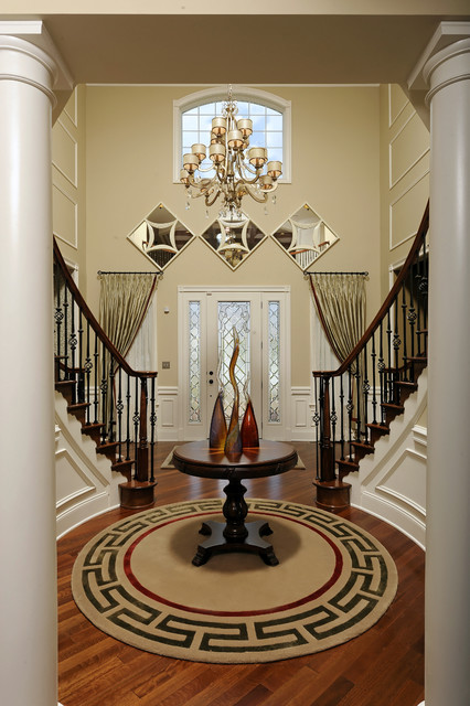 Foyer Chandeliers Entry Traditional with Accessories Art Chandelier Color