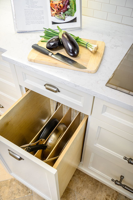 Frying Pans Kitchen Traditional with Categorykitchenstyletraditionallocationvancouver
