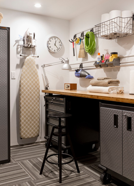 Gladiator Cabinets Laundry Room with Categorylaundry Roomlocationnew York