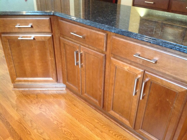 Glass Soap Dispenser Kitchen Transitional with Appliance Garage Appliances Cabinetry2