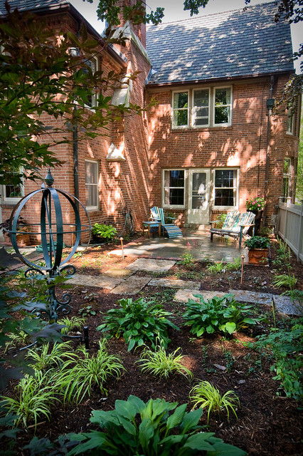 Hemisphere Furniture Landscape Traditional with Curb Appeal Garden Ideas