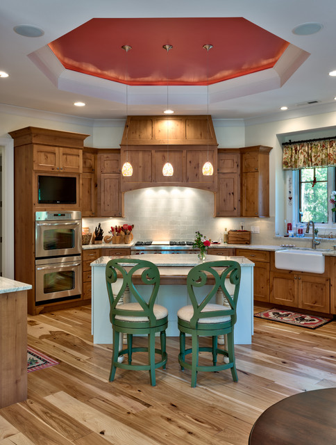 Hickory Kitchen Cabinets Kitchen Traditional with Asheville Custom Cabinets Asheville1