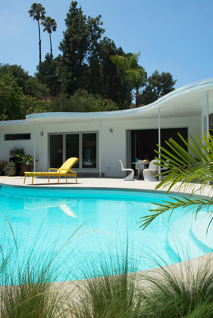 Hideabed Pool Modern with Beautiful Pools Concrete Pool