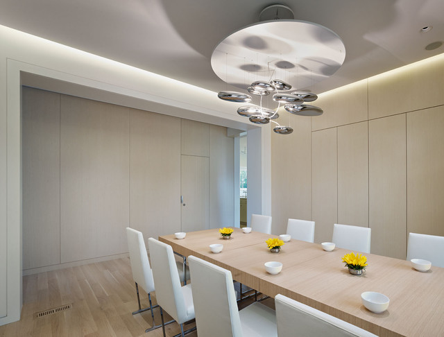 Hortons Lighting Dining Room Modern with Cabinetry Dining Room Dining