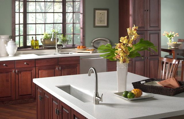 Houzer Sinks Kitchen Transitional with Contemporary Sink Ctb 3285 Houzer