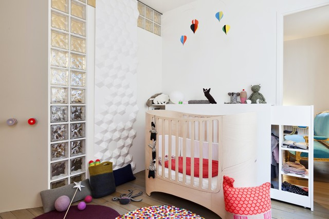 Ikea Baby Cribs Nursery Contemporary with Chambre Enfant Commode Blanche4