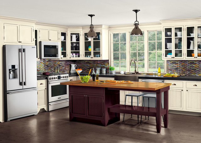 Ikea Butcher Block Countertops Kitchen Contemporarywith Categorykitchenstylecontemporary