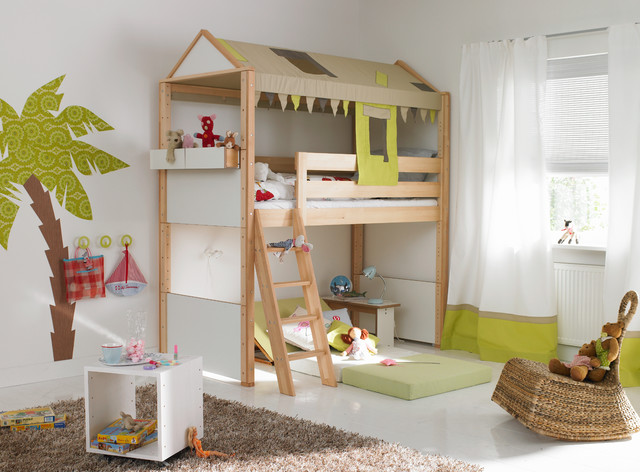 Ikea Childrens Beds Kids Contemporary with Bed Canopy Brown Shag2