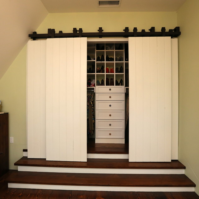 Ikea Closet Systems Closet Traditional with Barn Closet Door Barn