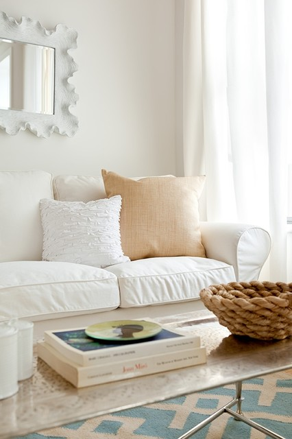 ikea comforter Living Room Eclectic with CategoryLiving RoomStyleEclecticLocationNew York
