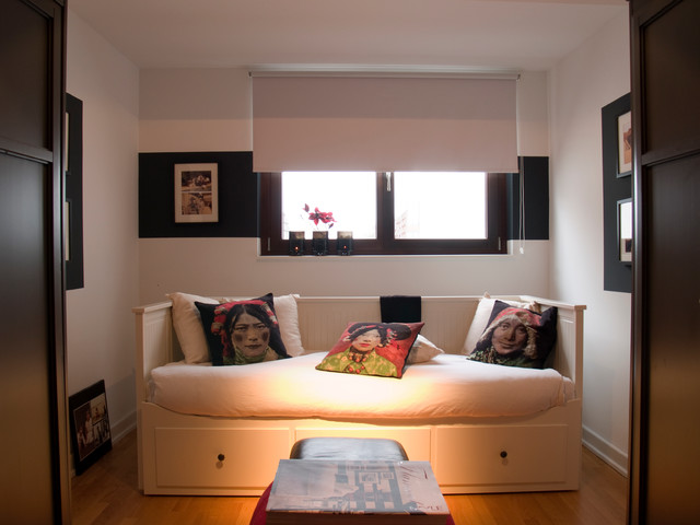 Ikea Daybed Bedroom Eclectic with Categorybedroomstyleeclecticlocationother Metro 4