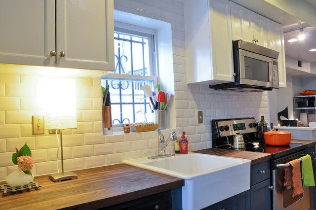 Ikea Farm Sink Kitchen Contemporary with Categorykitchenstylecontemporarylocationdc Metro 1