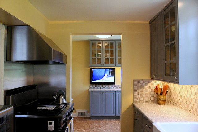 Ikea Farm Sink Kitchen Modern with Cork Custom Made Cabinets From2