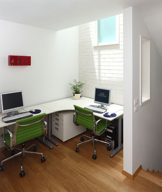 Ikea Galant Home Office Modern with Chairs Hall Sky Light