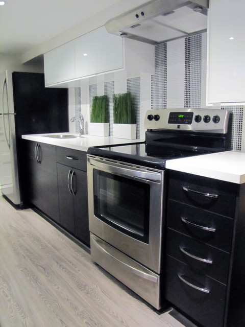 Ikea Laminate Flooring Kitchen Modern with All White Kitchen Backsplash1